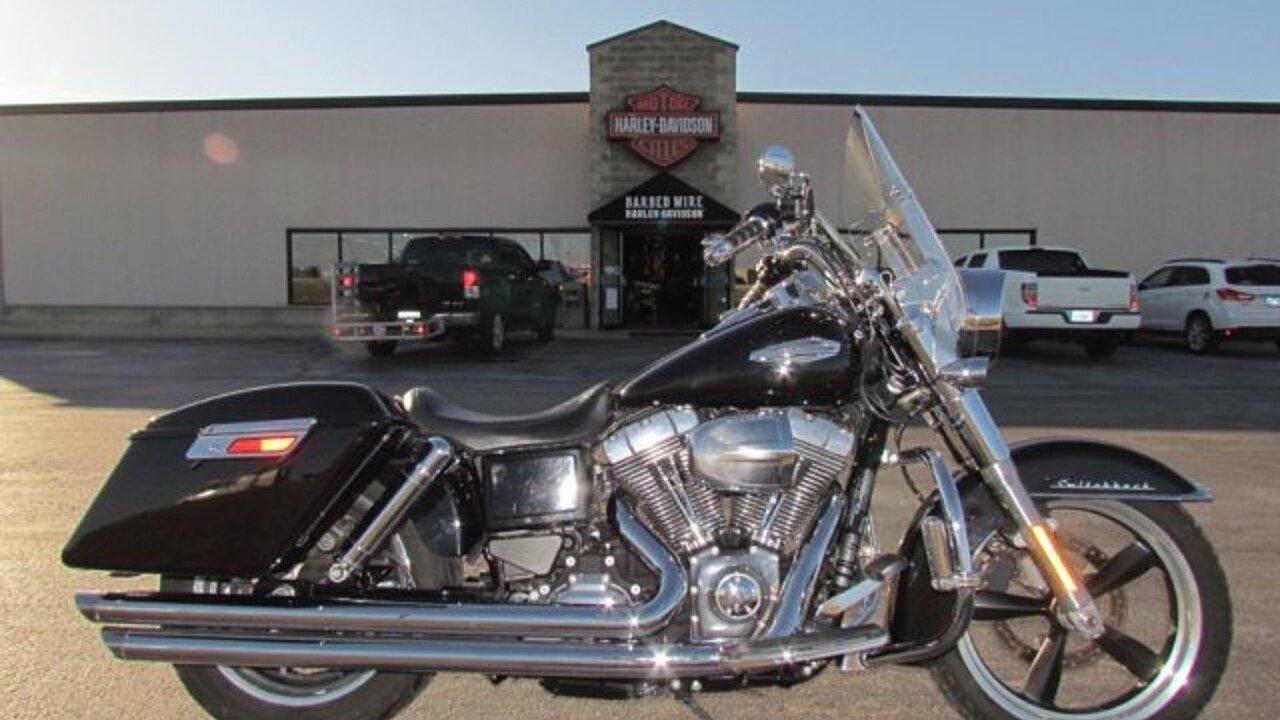 2012 Harley-Davidson Dyna for sale 200550085