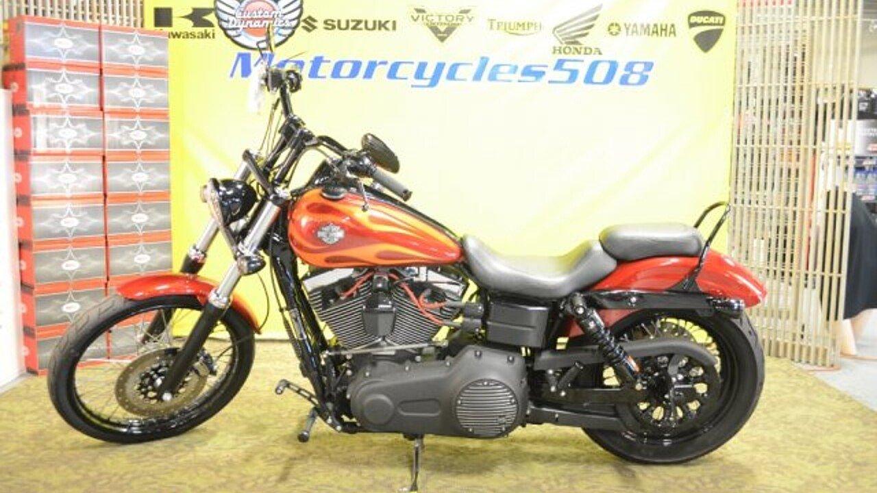 2012 Harley-Davidson Dyna for sale 200560476