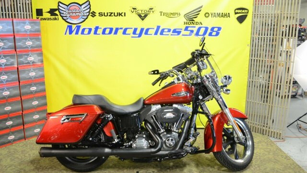 2012 Harley-Davidson Dyna for sale 200568623