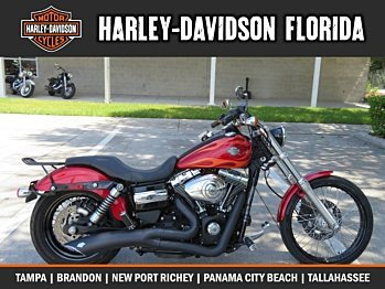 2012 Harley-Davidson Dyna for sale 200592112
