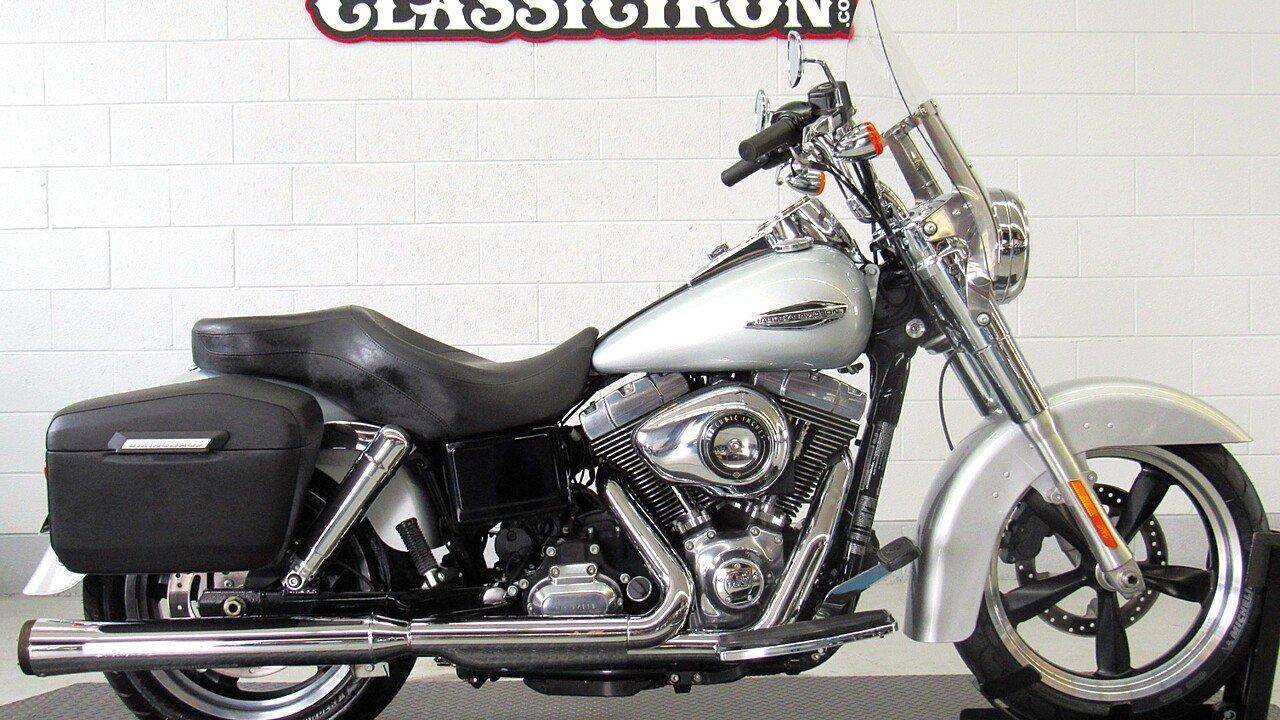 2012 Harley-Davidson Dyna for sale 200593264