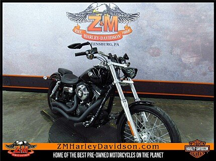 2012 Harley-Davidson Dyna for sale 200504739