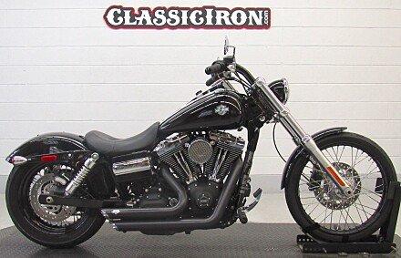 2012 Harley-Davidson Dyna for sale 200581634