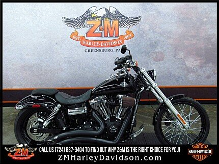 2012 Harley-Davidson Dyna for sale 200625241