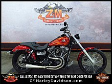 2012 Harley-Davidson Dyna for sale 200633674