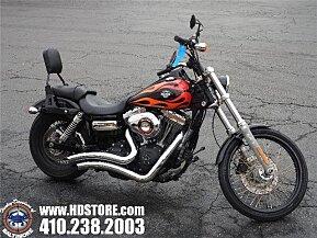 2012 Harley-Davidson Dyna for sale 200685017