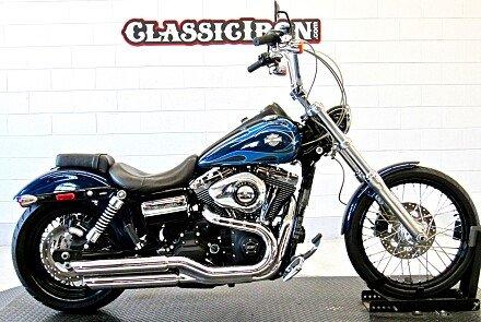 2012 Harley-Davidson Dyna for sale 200688337