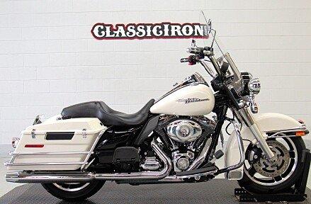 2012 Harley-Davidson Police for sale 200619957