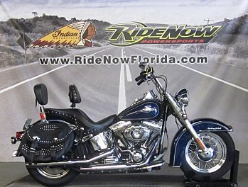 2012 Harley-Davidson Softail for sale 200613086