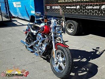 2012 Harley-Davidson Sportster for sale 200503153