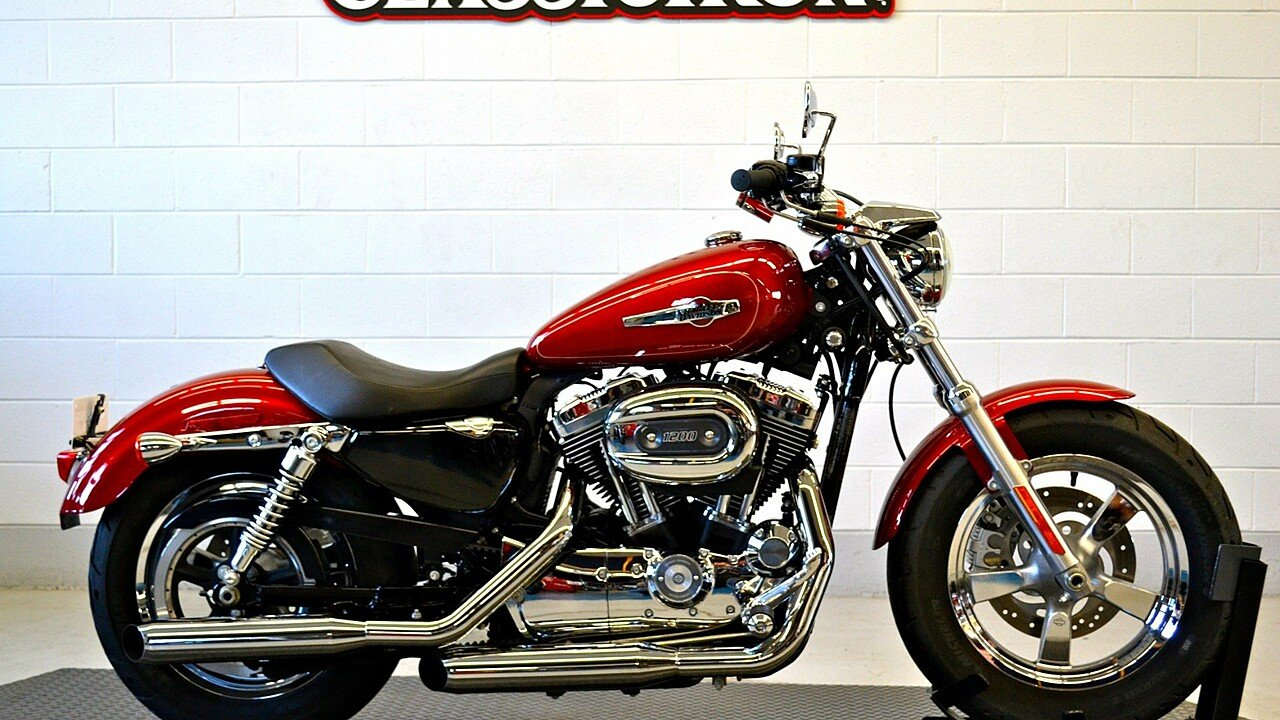 2012 Harley-Davidson Sportster for sale 200558854