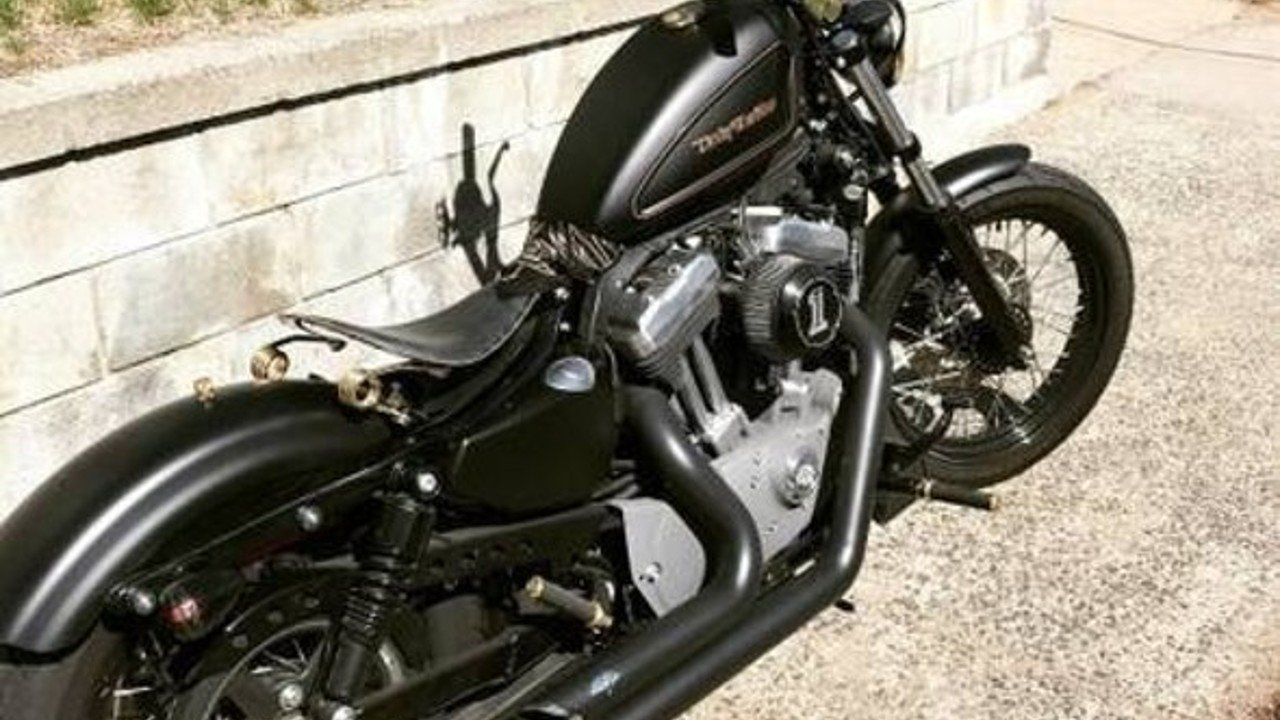 2012 Harley-Davidson Sportster for sale 200559963