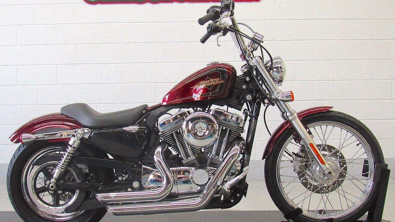 2012 Harley-Davidson Sportster for sale 200581640