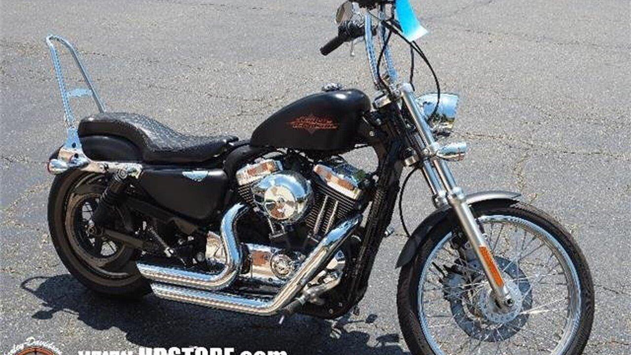 2012 Harley-Davidson Sportster for sale 200599003