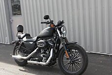 2012 Harley-Davidson Sportster for sale 200445069