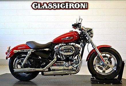 2012 Harley-Davidson Sportster 1200 Custom for sale 200558854