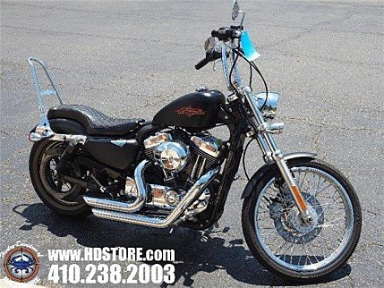 2012 Harley-Davidson Sportster for sale 200599003