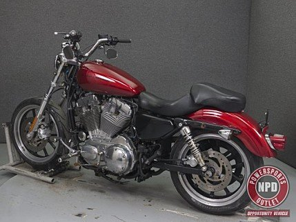 2012 Harley-Davidson Sportster for sale 200602100