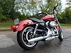2012 Harley-Davidson Sportster for sale 200630096