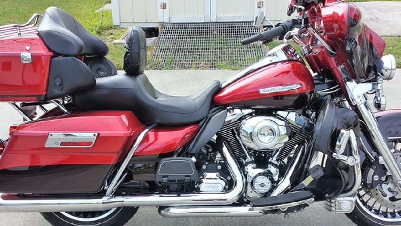 2012 Harley-Davidson Touring for sale 200423658