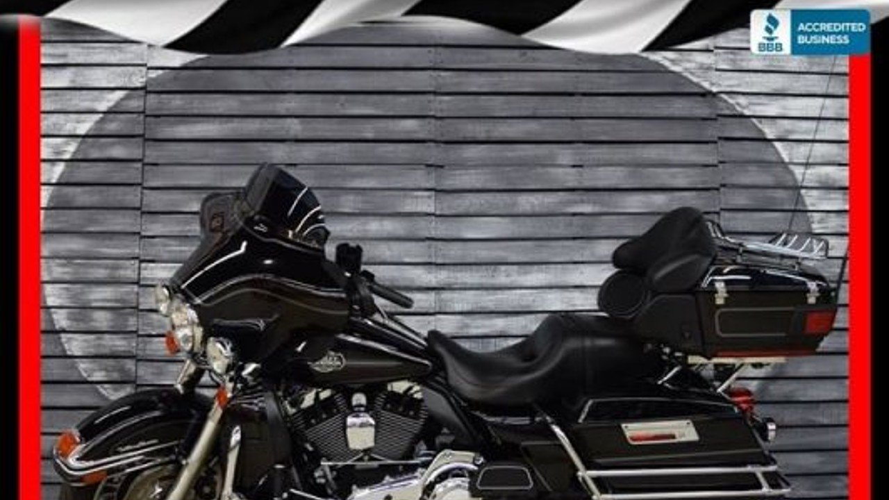 2012 Harley-Davidson Touring for sale 200449549