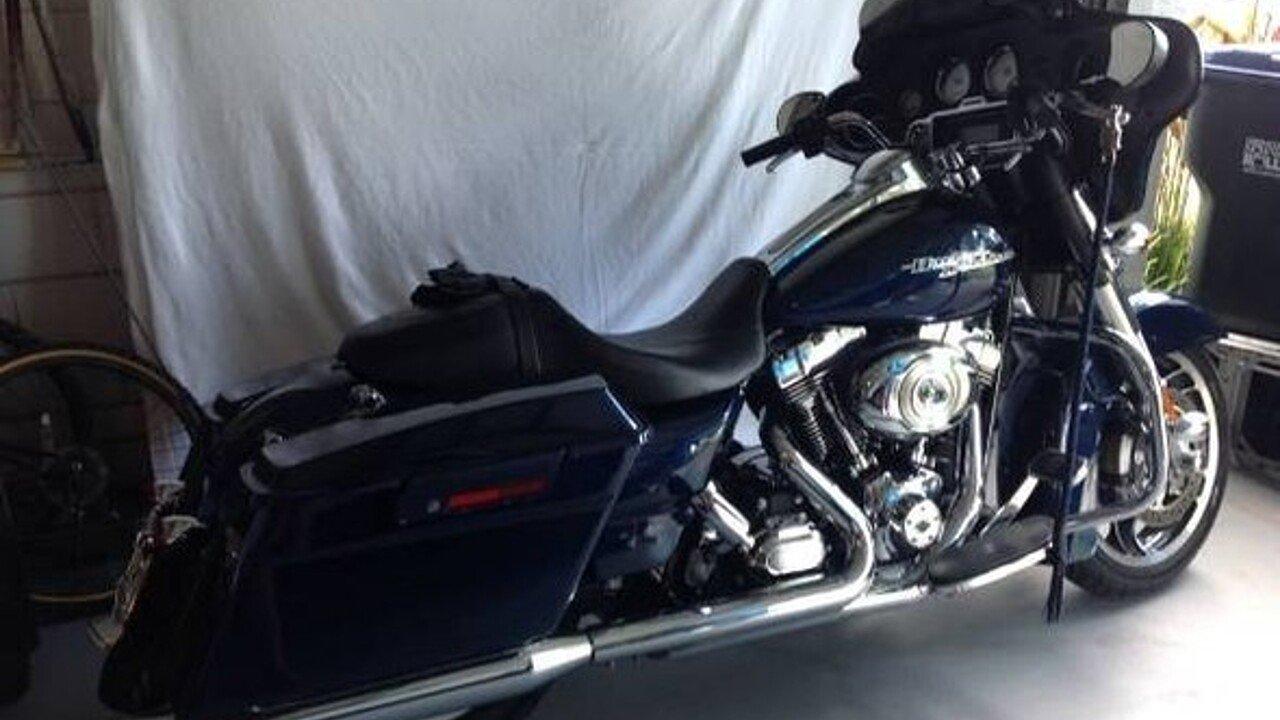 2012 Harley-Davidson Touring for sale 200488308