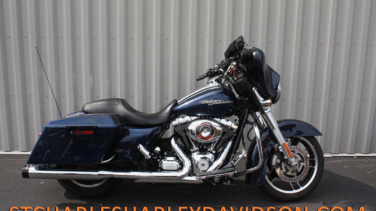2012 Harley-Davidson Touring for sale 200498275