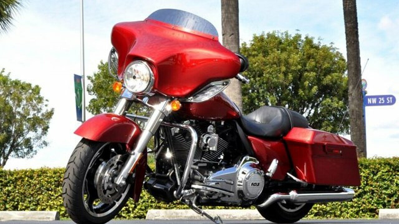 2012 Harley-Davidson Touring for sale 200499344