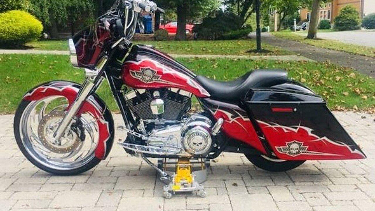 2012 Harley-Davidson Touring for sale 200501616