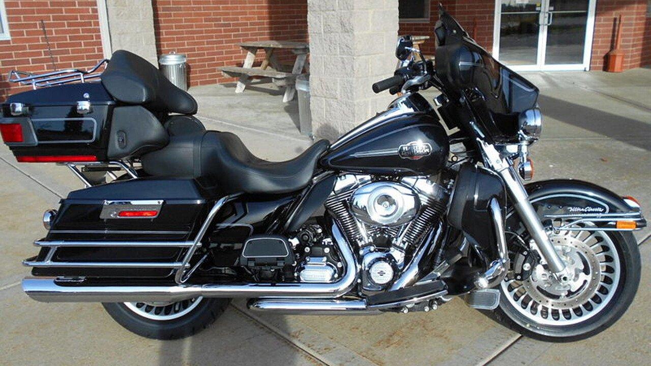 2012 Harley-Davidson Touring for sale 200503268