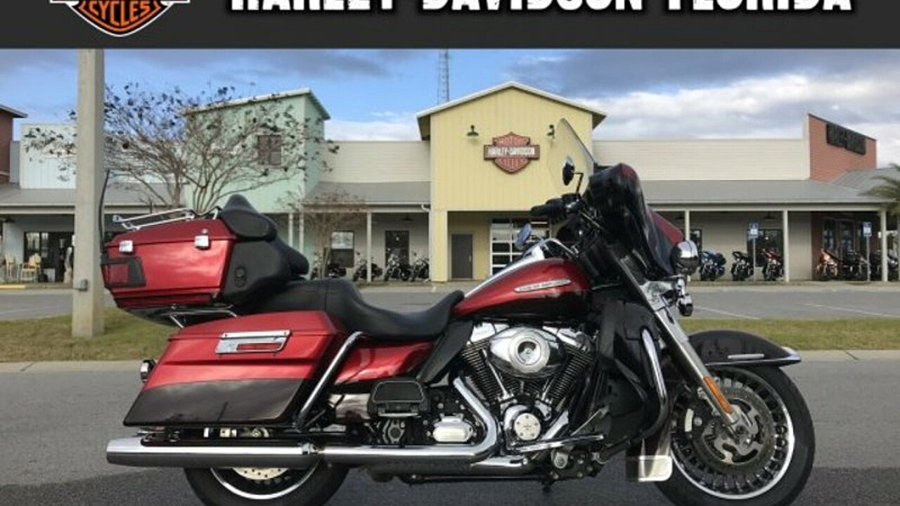 2012 Harley-Davidson Touring for sale 200523781