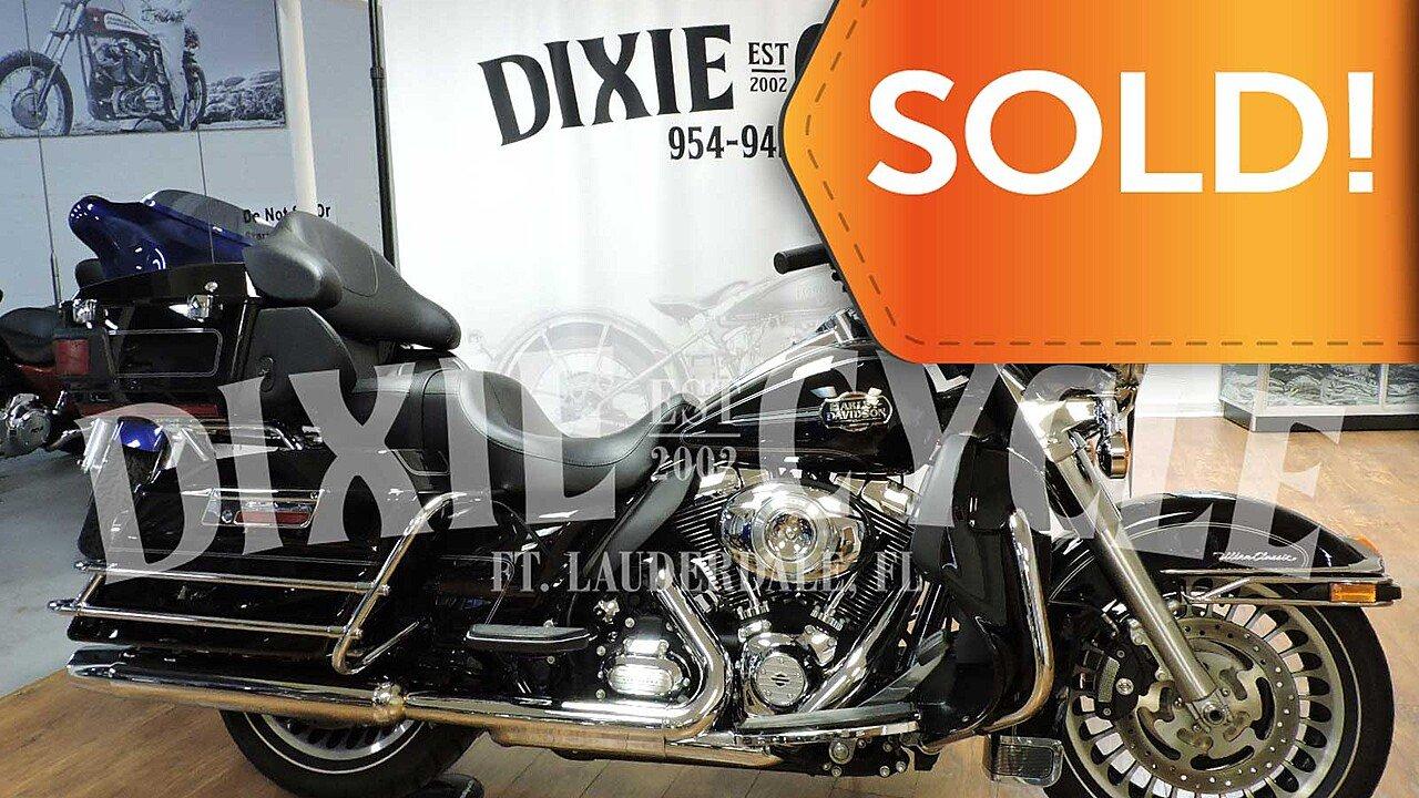 2012 Harley-Davidson Touring for sale 200525362