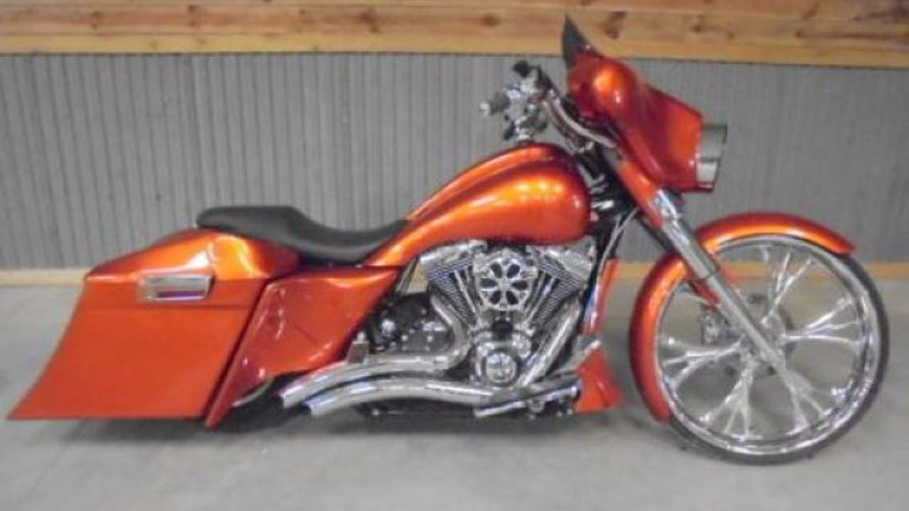 2012 Harley-Davidson Touring for sale 200546869
