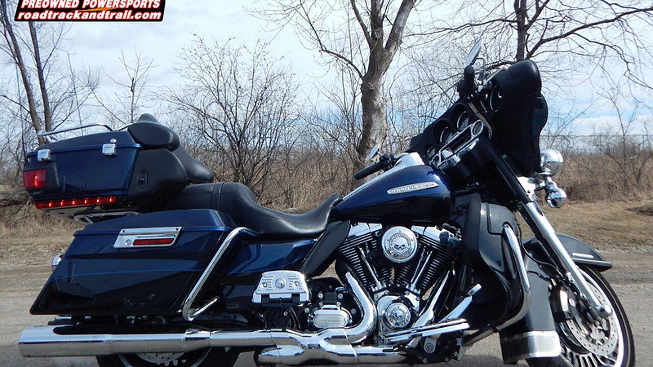 2012 Harley-Davidson Touring for sale 200550157