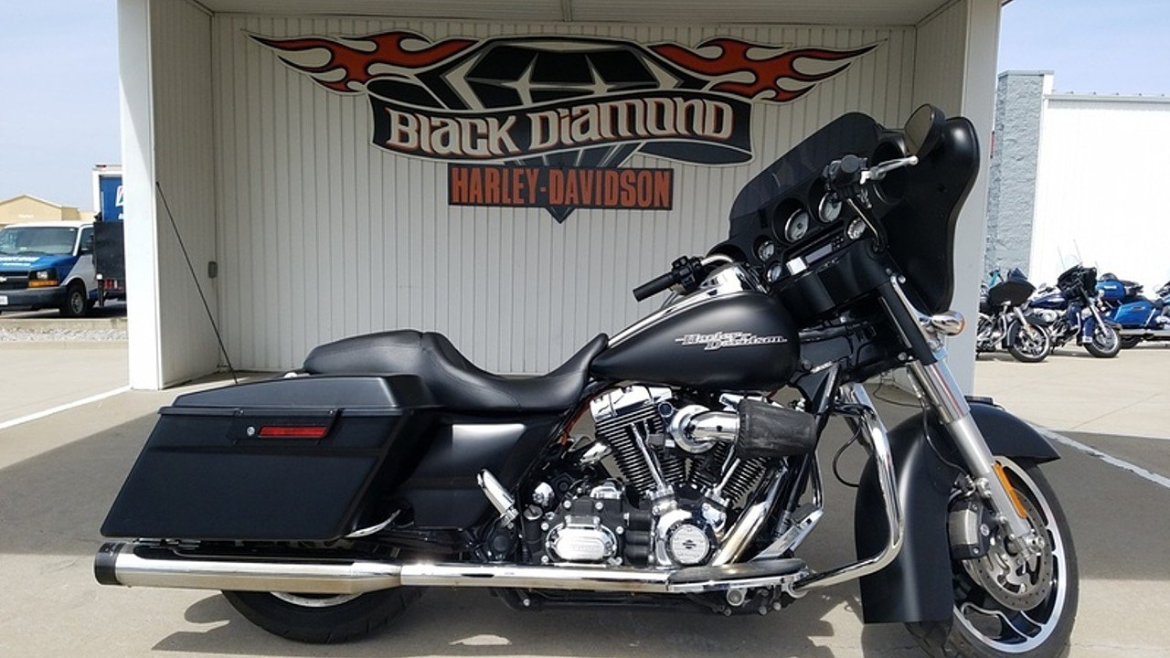 2012 Harley-Davidson Touring for sale 200563634
