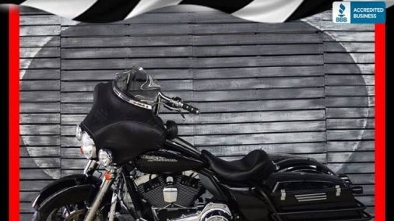 2012 Harley-Davidson Touring for sale 200569426