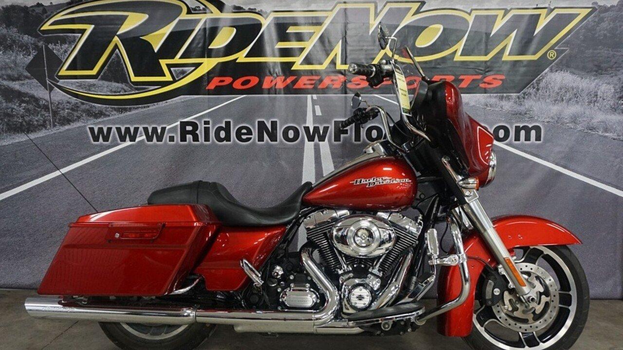2012 Harley-Davidson Touring for sale 200585448