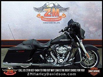 2012 Harley-Davidson Touring for sale 200616171
