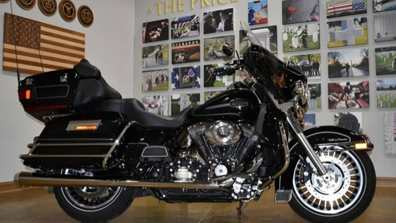 2012 Harley-Davidson Touring for sale 200620629