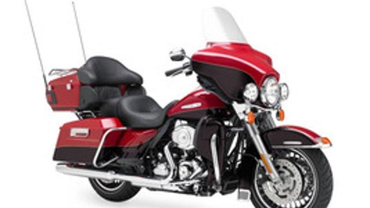2012 Harley-Davidson Touring for sale 200621561