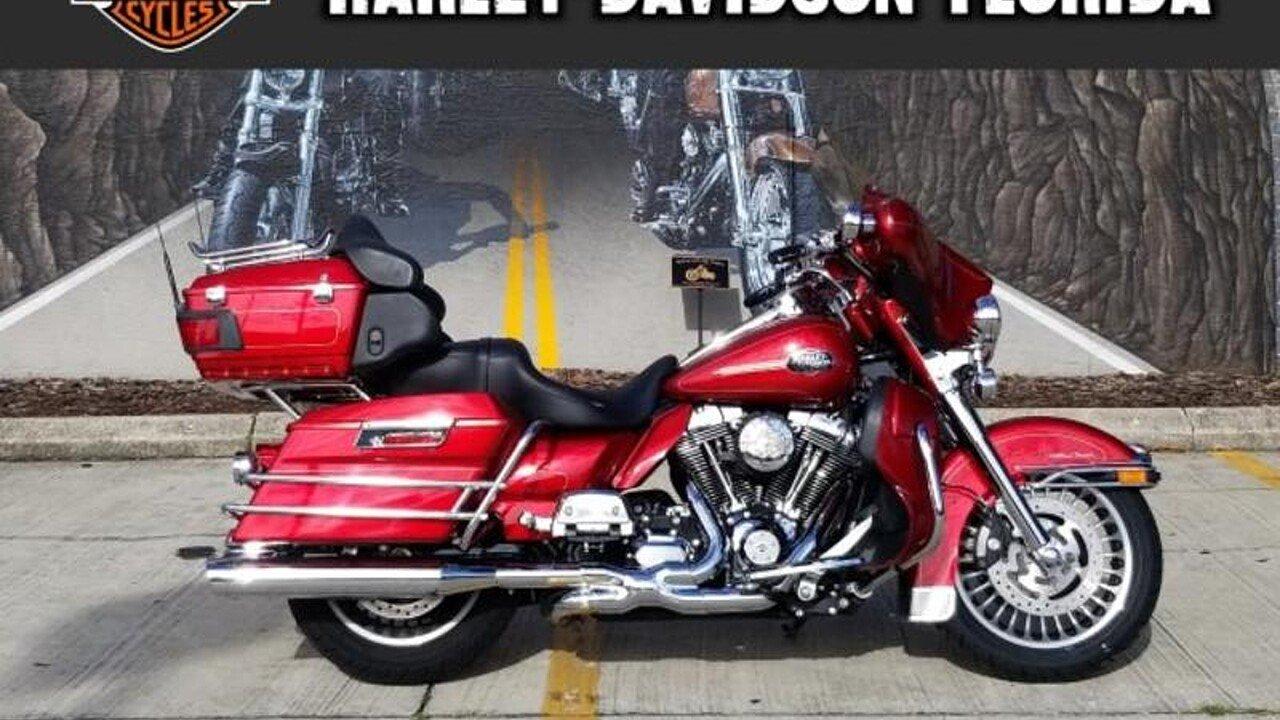 2012 Harley-Davidson Touring for sale 200623639