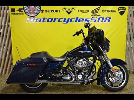 2012 Harley-Davidson Touring for sale 200471600