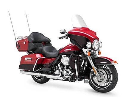 2012 Harley-Davidson Touring for sale 200507942