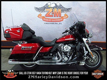 2012 Harley-Davidson Touring for sale 200525718