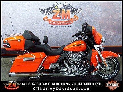 2012 Harley-Davidson Touring for sale 200578011