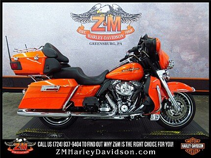 2012 Harley-Davidson Touring for sale 200634007