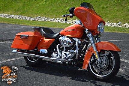 2012 Harley-Davidson Touring for sale 200636269