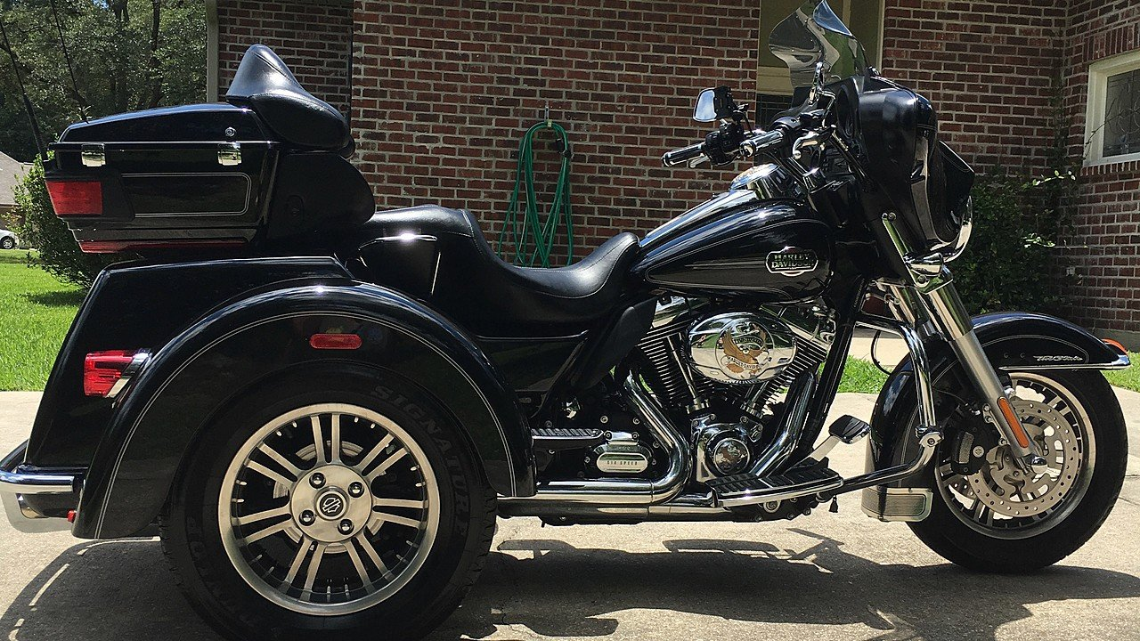 2012 Harley-Davidson Trike Ultra Classic for sale 200420783