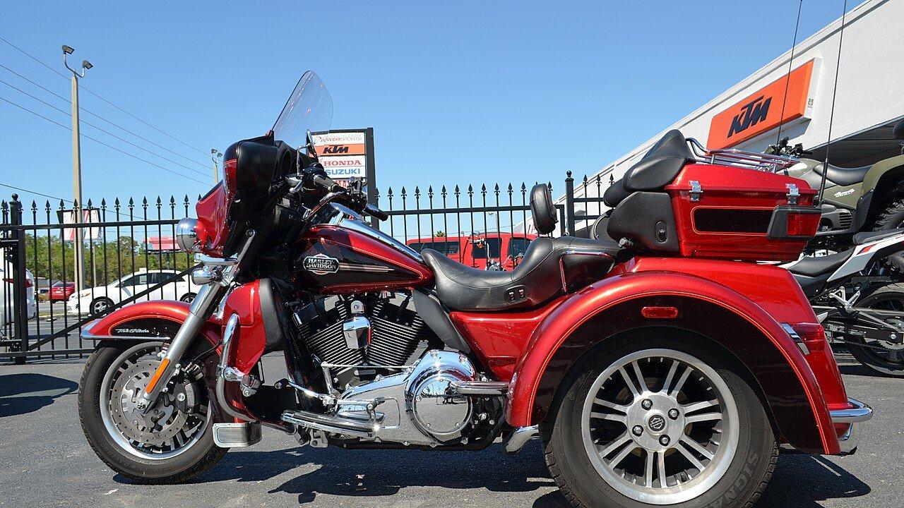 2012 Harley-Davidson Trike for sale 200549611