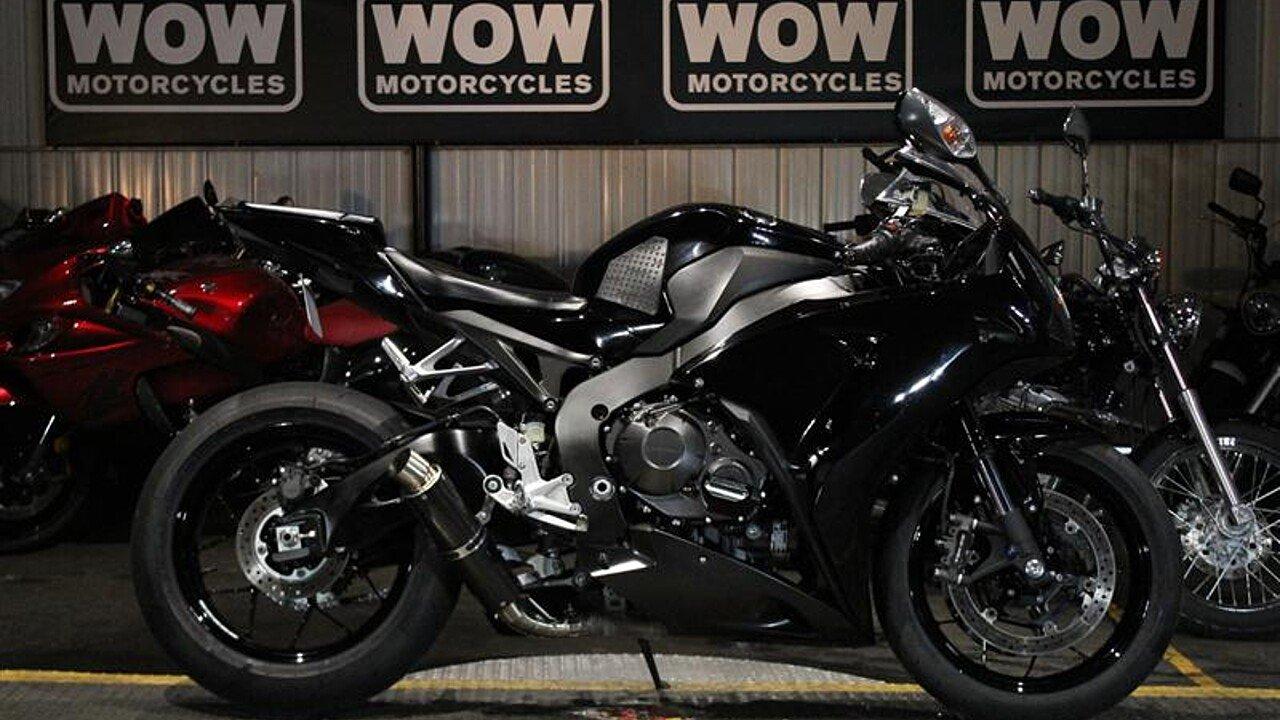 2012 Honda CBR1000RR for sale 200550184